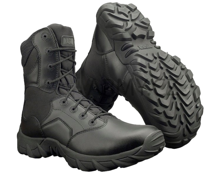 MAGNUM Cobra 8.0 Black professional military and police boots
