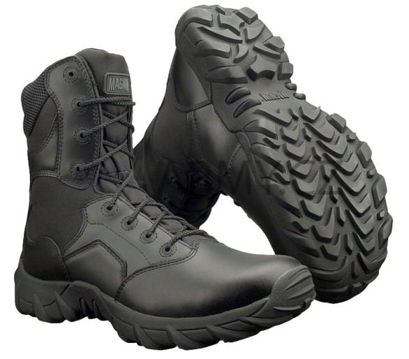 MAGNUM Cobra 8.0 Black militaires et policiers bottes professionnelles