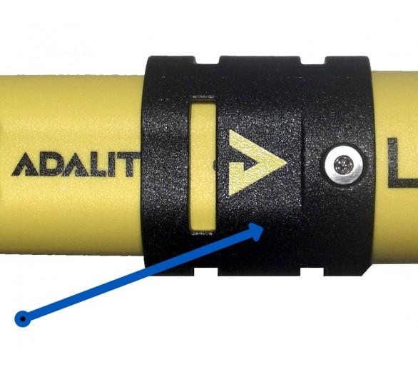 LIGHT ADALIT L5 support pour casque