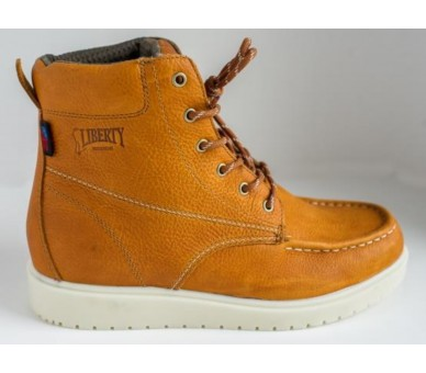 "GARY - 6"" MOCC TOE WEDGE BOOT"