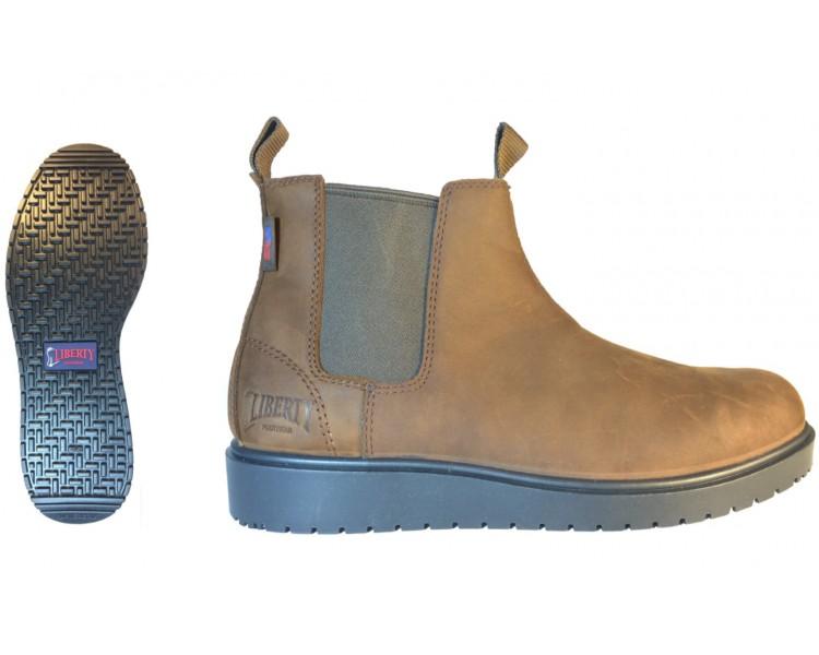 """LARRY 5"""" topánky typ perka"""