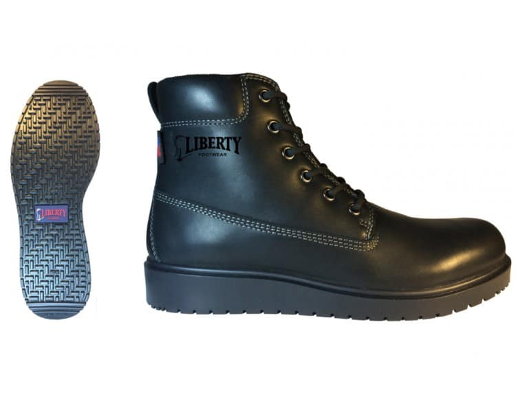 """TERRY 6"""" WATERPROOF LACE - UP BOOT"""