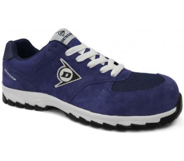 DUNLOP Flying Arrow MRO S3 - Рабочая и защитная обувь синего цвета