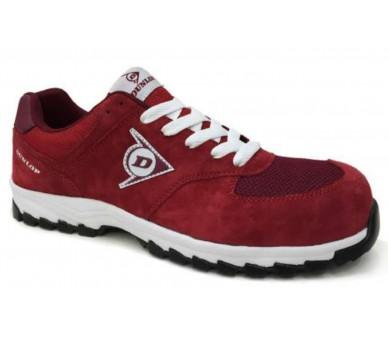 DUNLOP Flying Arrow HRO S3 - buty robocze i ochronne czerwone