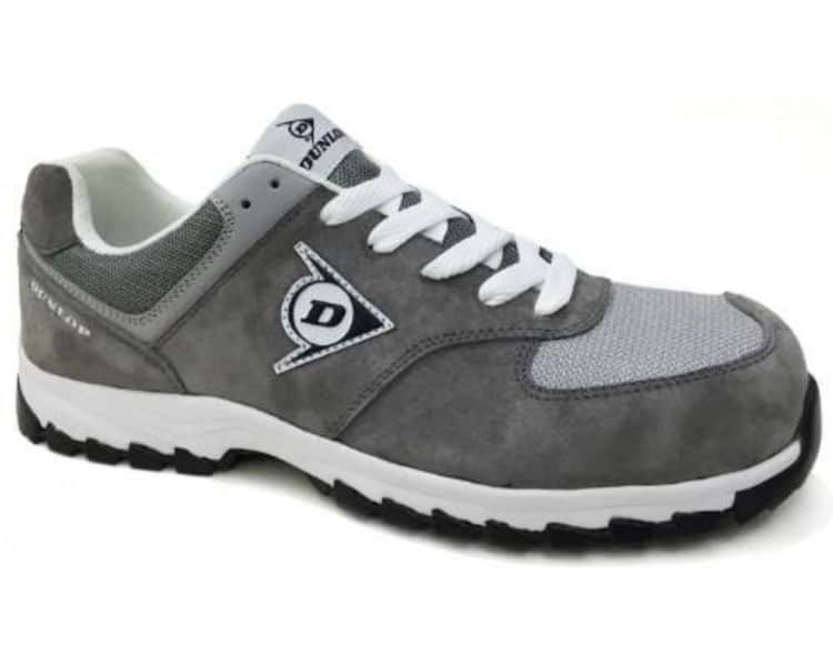 DUNLOP Flying Arrow MRO S3 - work and safety boots gray