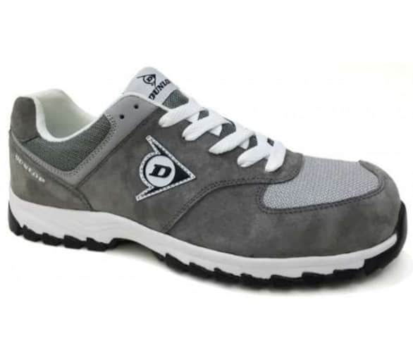 Dunlop FLYING ARROW HRO S3 - working and safety shoes grey