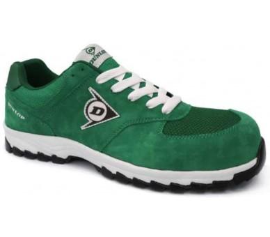 DUNLOP Flying Arrow HRO S3 - рабочие и защитные ботинки зеленые