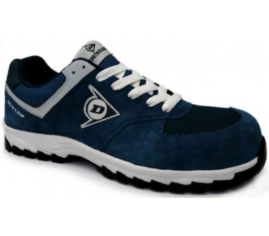 DUNLOP Flying Arrow HRO S3 - buty robocze i ochronne królewski niebieski