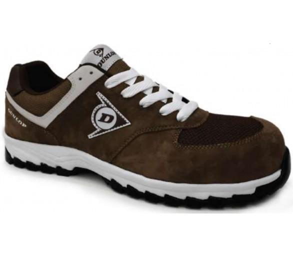 DUNLOP Flying Arrow MRO S3 - Рабочие и защитные ботинки коричневого цвета