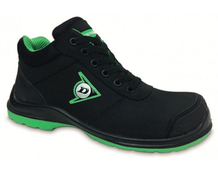 DUNLOP First One Adv High PU-PU S3 - Arbeits- und Sicherheitsschuhe schwarz-grün