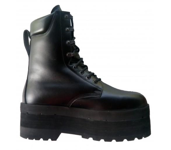 ZEMAN AM-35 humanitárna antimínová obuv