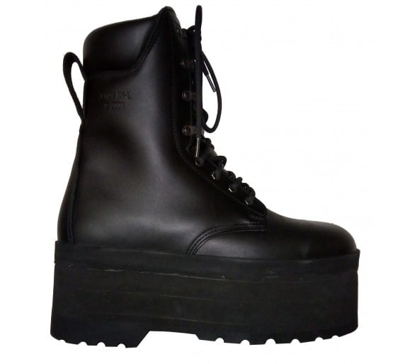 ZEMAN AM-50 botas antimina humanas