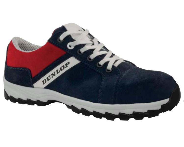 DUNLOP Street Response Evo Blue Low S3 - pracovna a bezpecnostna obuv modra