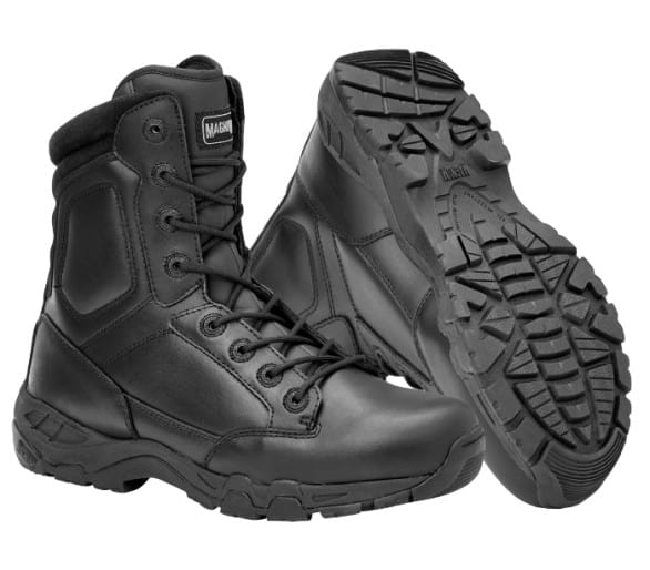 Magnum VIPER 8.0 Leather WP profesionální vojenská a policejní obuv s membránou