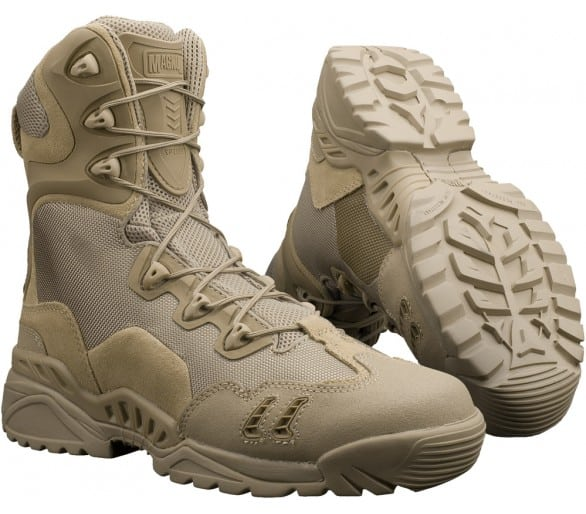MAGNUM Spider 8.1 Desert Hpi botas militares y policiales profesionales