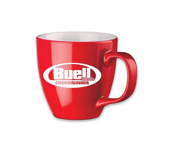 Red Mug Buellfriends Czech(o)Slovakia