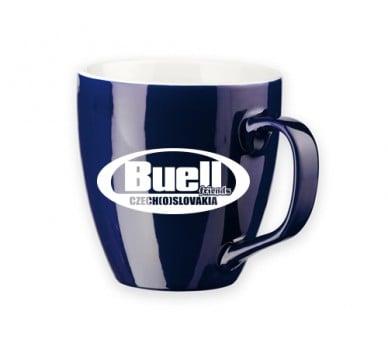 Hrnek Blue Buellfriends Czech (o) Slovakia