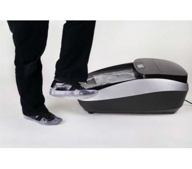 QUEN حذاء غطاء XT-46C الفضة