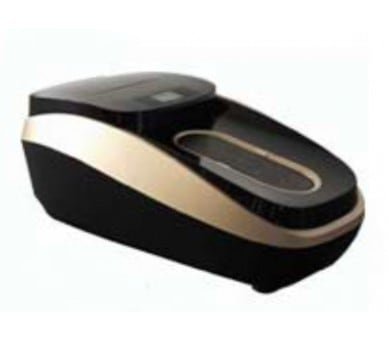 Funda de zapato QUEN XT-46C color oro.