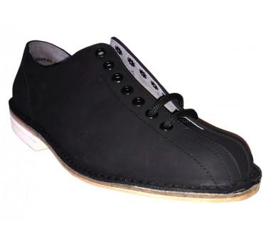 ZEMAN Chaussures de gymnastique Folklor et tapis + danse noir