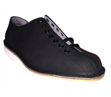 ZEMAN Folkore A mat+ traning dancing shoes black