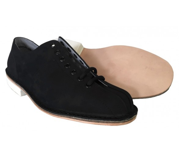 ZEMAN Folklor and mat + dance exercise shoes black