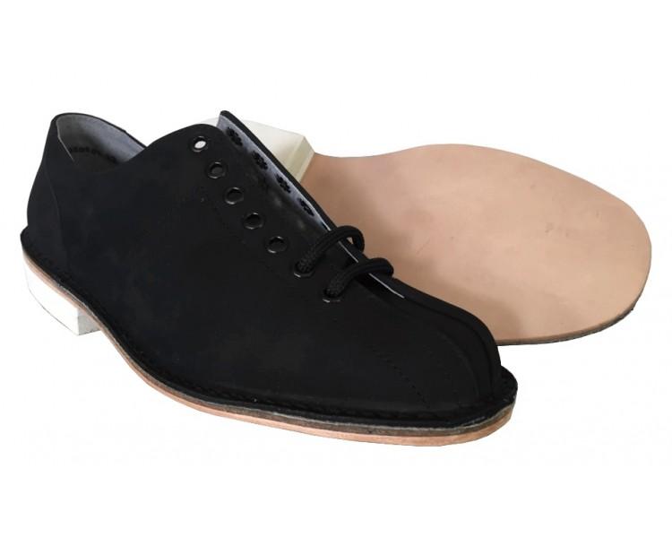 ZEMAN Folklor e mat + sapatilhas de dança preto
