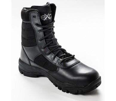 EXC Trooper 8.0 Черные профессиональные военные и полицейские ботинки