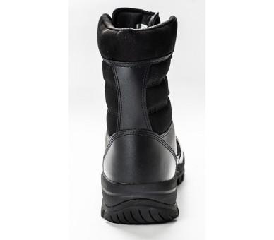 EXC Trooper 8.0 حذاء أسود محترف للشرطة والشرطة