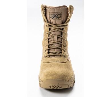 EXC Trooper 8.0 Desert Tan profesionálne vojenská a policajné obuv
