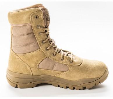 EXC Trooper 8.0 Desert Tan Professional Scarpe militari e di polizia