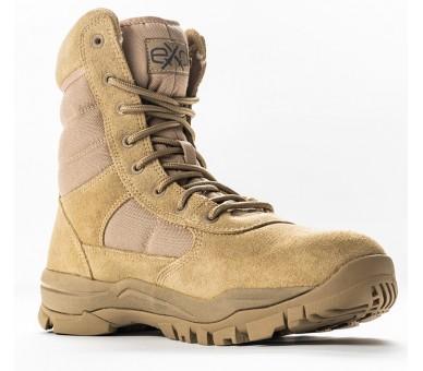 EXC Trooper 8.0 Desert Tan Chaussures militaires et de police professionnelles