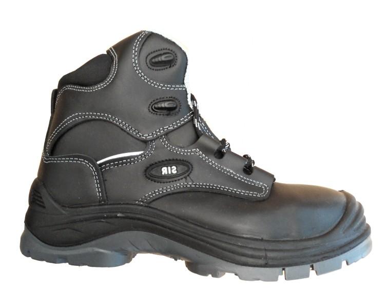 Sir OVERCAP MAX kotníčková pracovní a bezpečnostní obuv