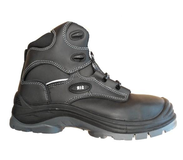 Sir OVERCAP MAX (2015) kotníčková pracovná a bezpečnostná obuv