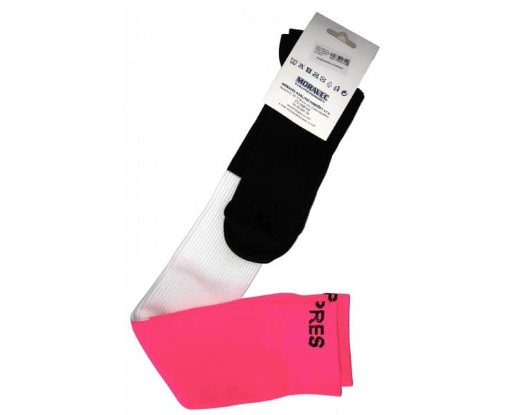 Calcetines de rodilla de compresión