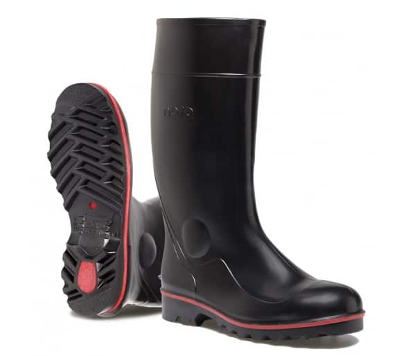 MEGAJAN working and safety rubber boots