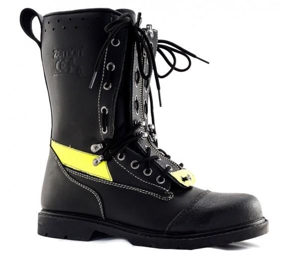 ZEMAN 412-A DMS calçado de combate a incêndios