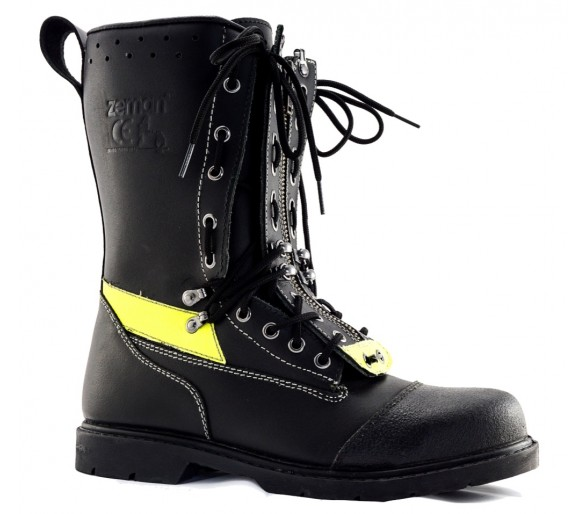 ZEMAN 412-A DMS firefighting action boots