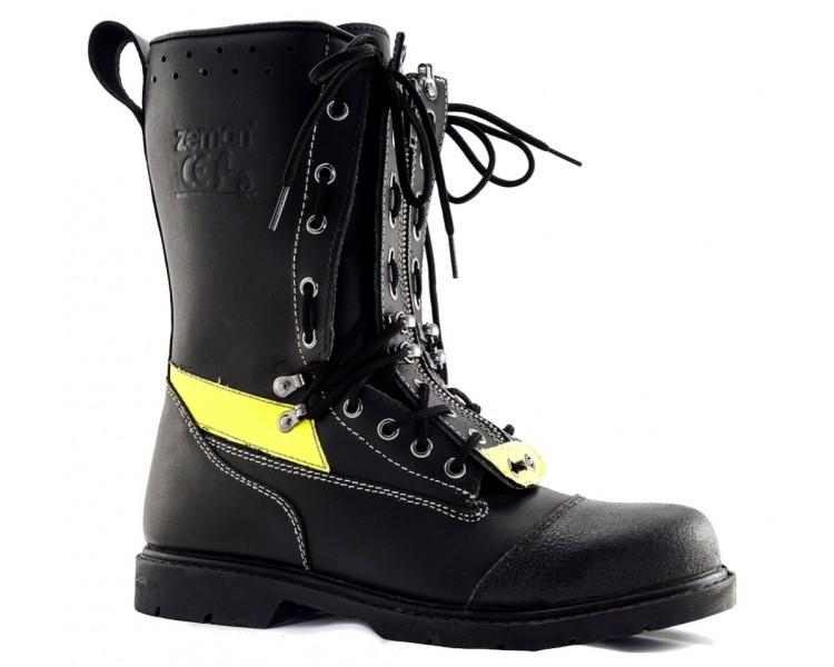 ZEMAN 412-B DMS chaussures de secours et d'incendie
