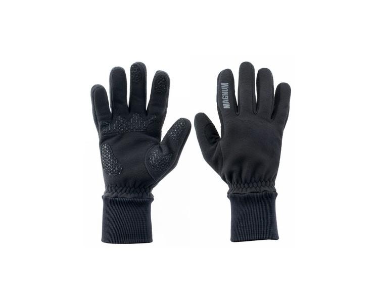 Czarne rękawiczki MAGNUM Hawk