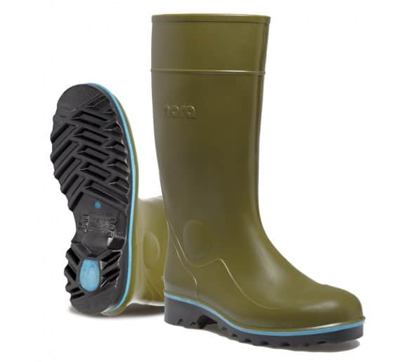 MULTIJAN working and safety rubber boots