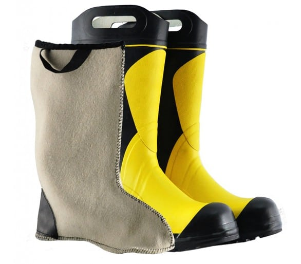 FIRESTAR-PL F2I حذاء إدراج الحرارية