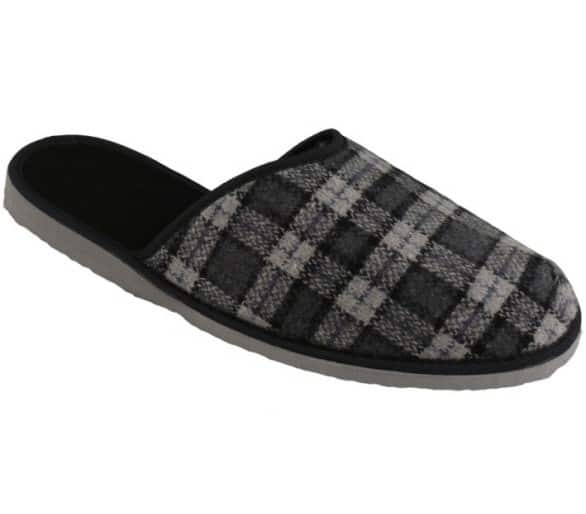 Men's slip-on slippers