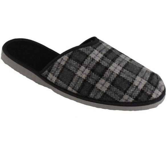 Papuče nazouvací bez paty pánské