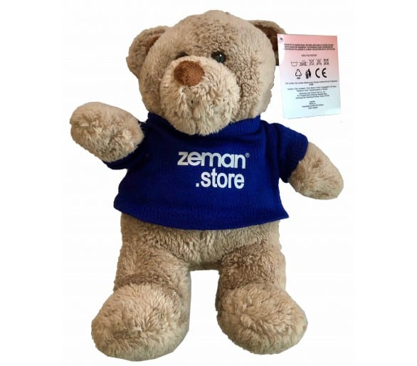 ZEMAN® teddy bear
