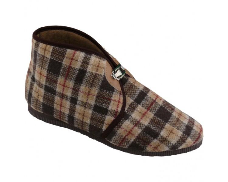 Papuče na pracku pánske