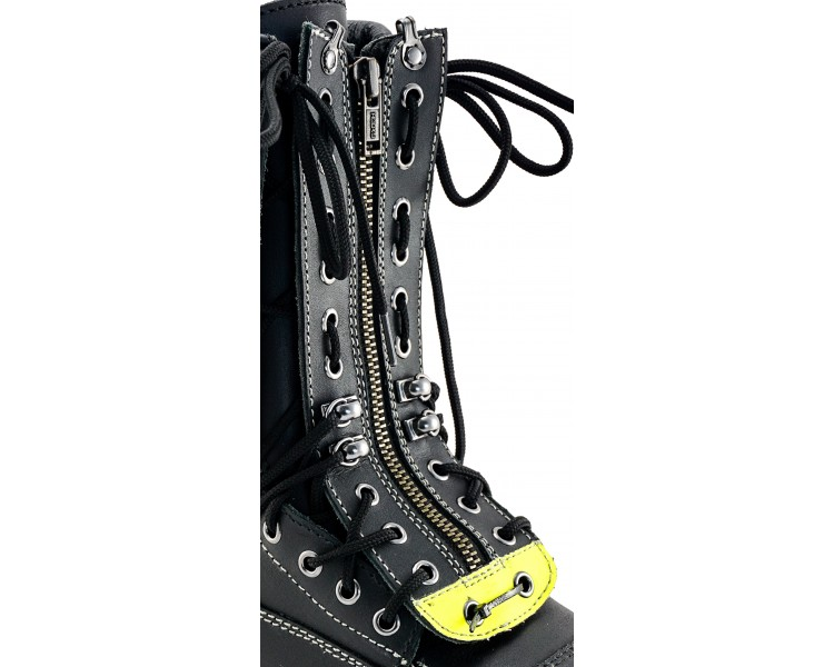 ZEMAN 412 DMS ZIP para calzado contra incendios y emergencias