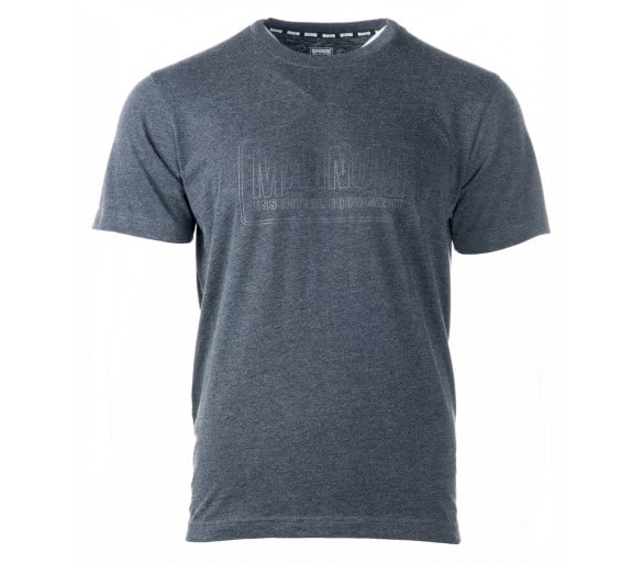 Dark grey MAGNUM ESSENTIAL T-shirt - professional military and police clothing