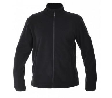 MAGNUM FLEECE čierna mikina - profesionálny vojenský a policajný odev