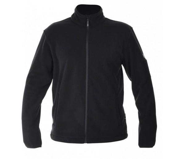 Czarna bluza MAGNUM FLEECE - profesjonalna odzież wojskowa i policyjna